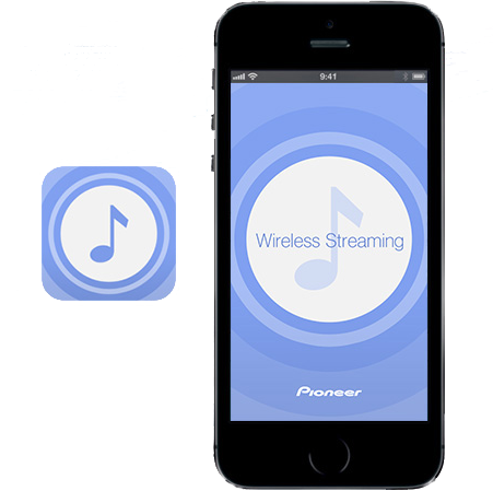 Pioneer Wireless Streaming