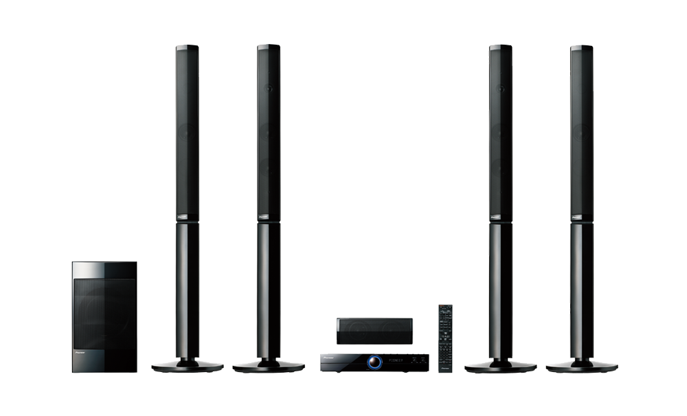 Home Theater / Speaker Bar  Products  Pioneer Home Audio Visual