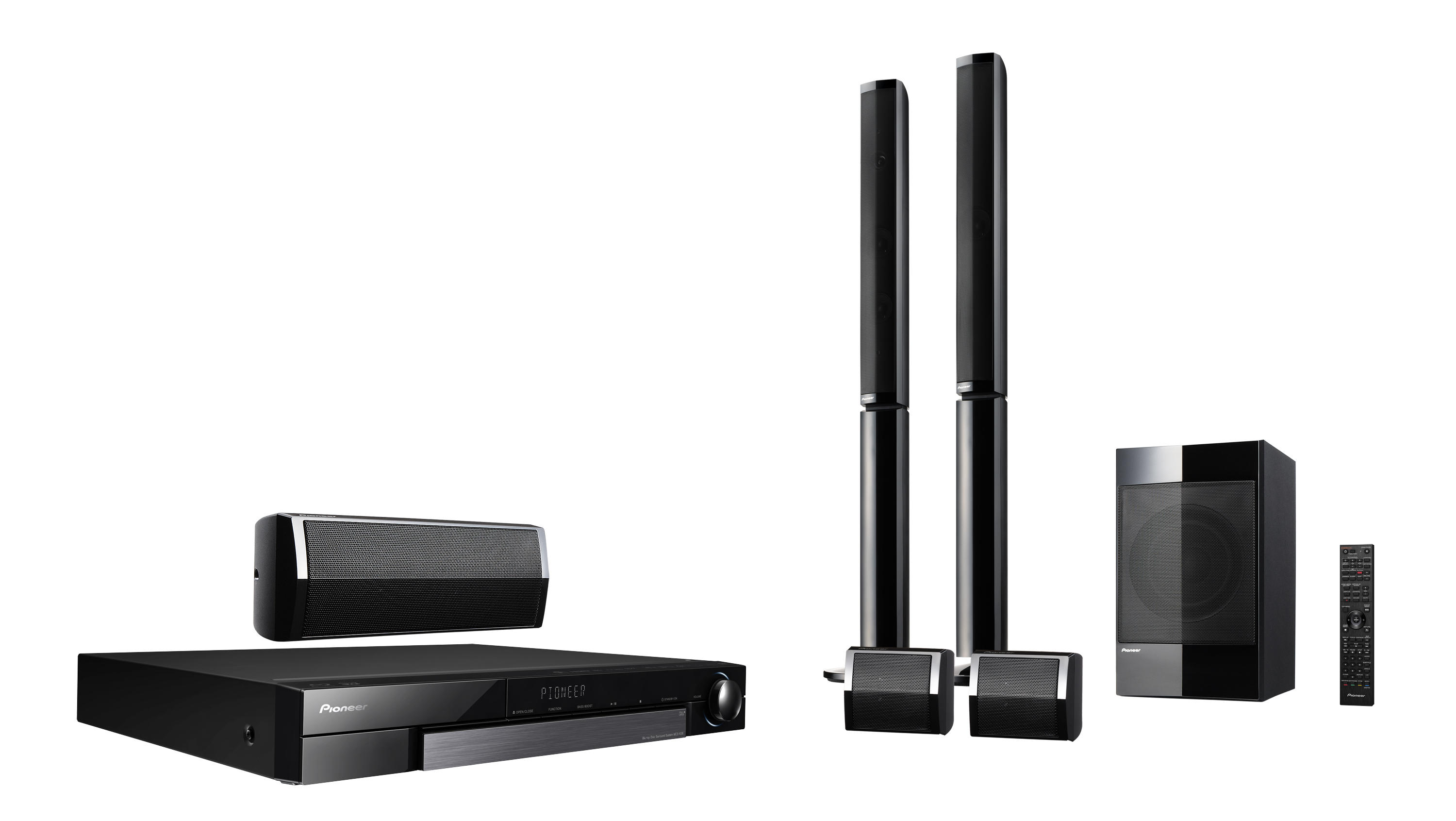 Mcs 636 Home Theater Speaker Bar Products Pioneer Home Audio