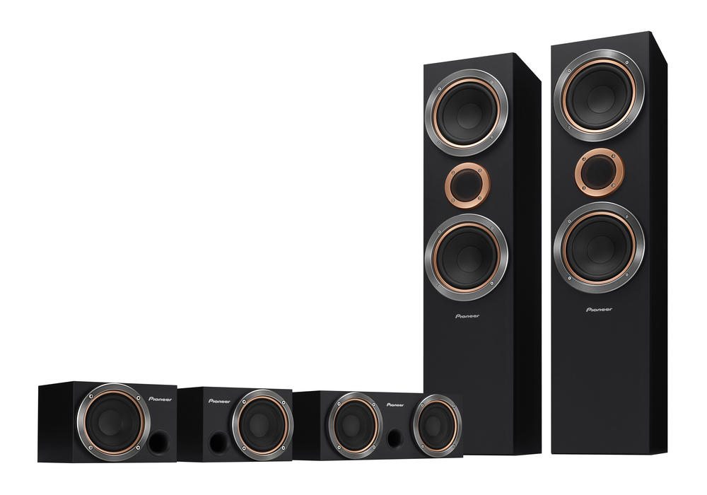 Speakers | Products | Pioneer Home Audio Visual