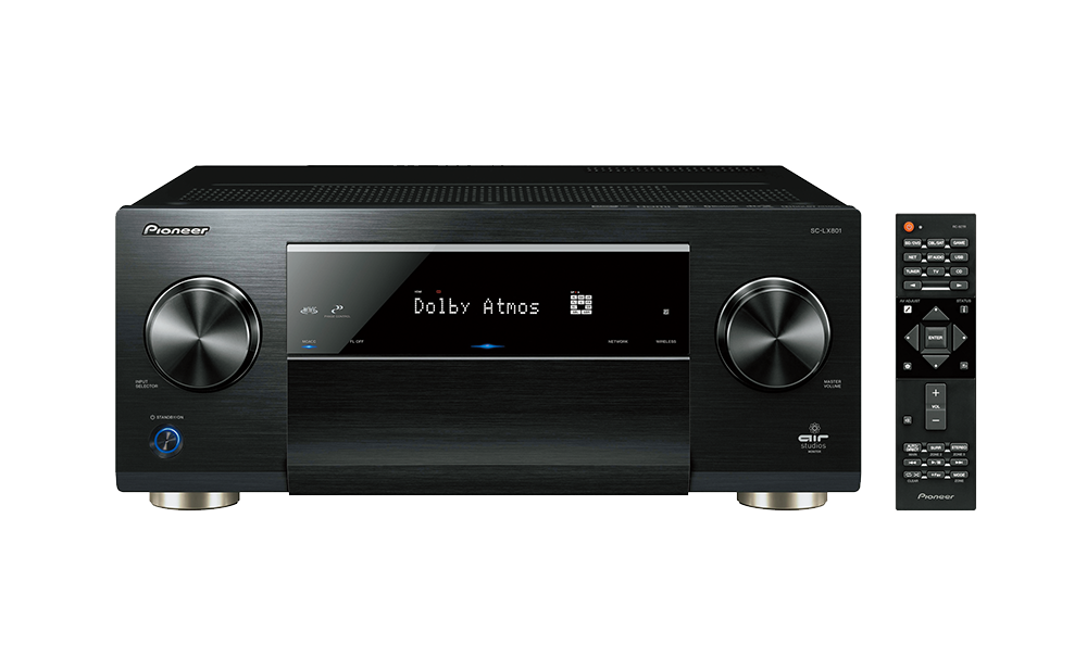 sc lx801 av receivers products pioneer home audio visual. Black Bedroom Furniture Sets. Home Design Ideas