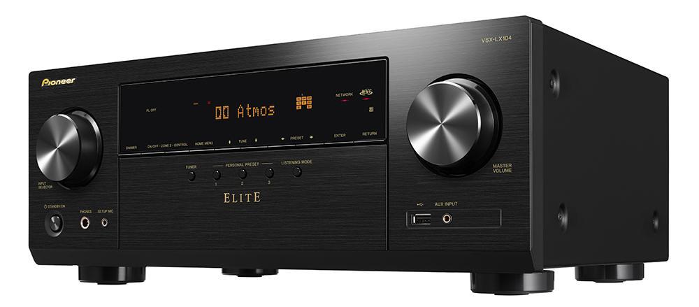 VSX-LX104   AV Receivers   Products   Pioneer Home Audio Visual