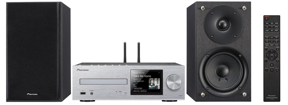 X-HM76 | System Components | Products | Pioneer Home Audio Visual