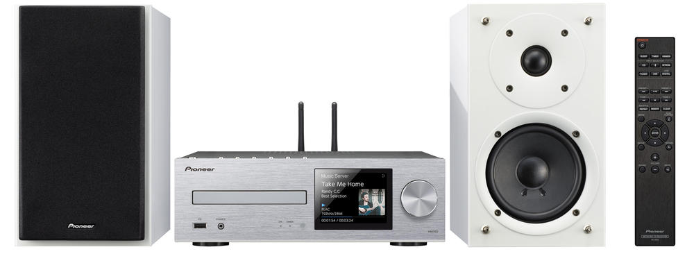 X-HM76D | System Components | Products | Pioneer Home Audio Visual