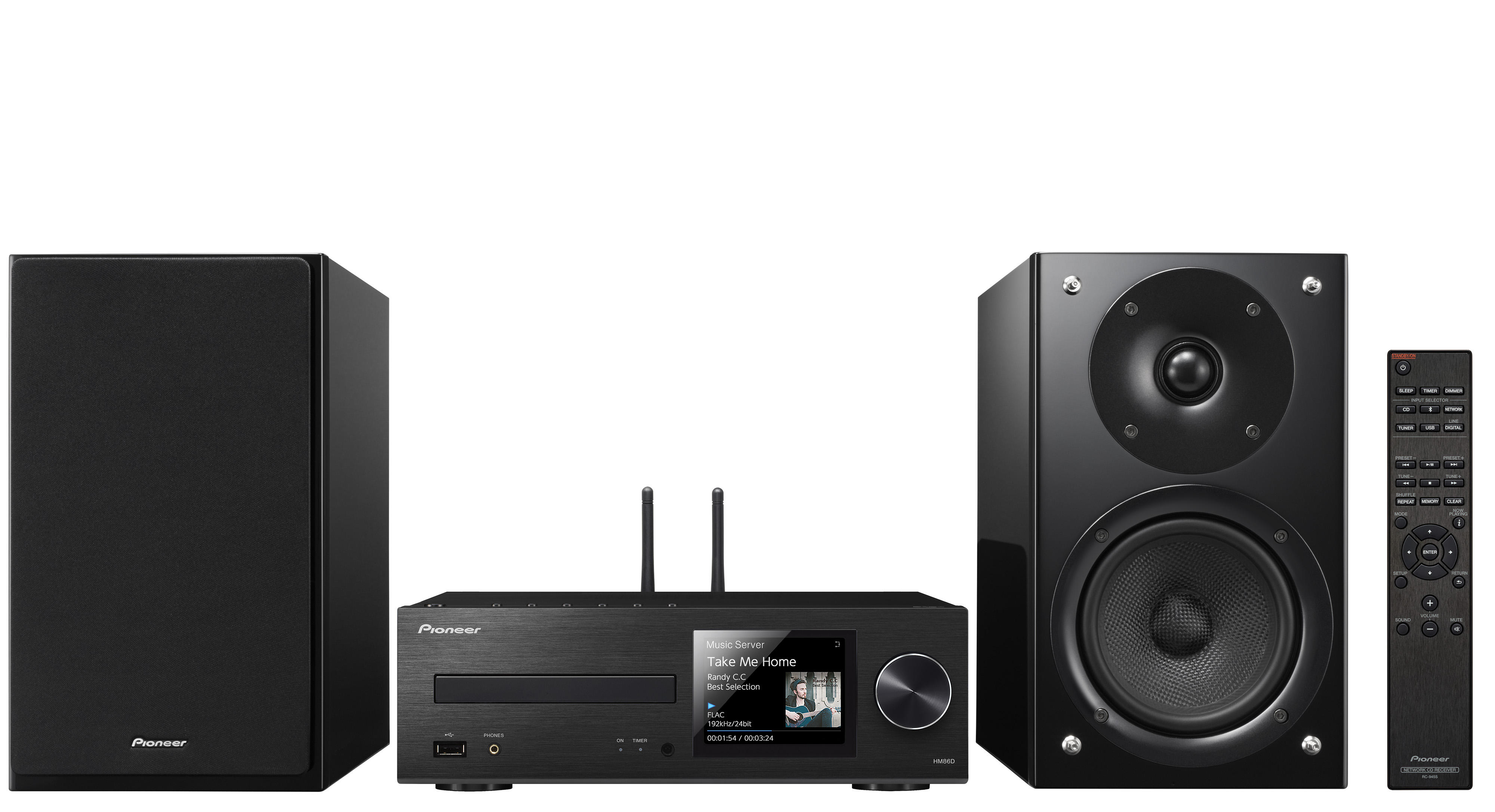 X-HM86D | System Components | Products | Pioneer Home Audio Visual