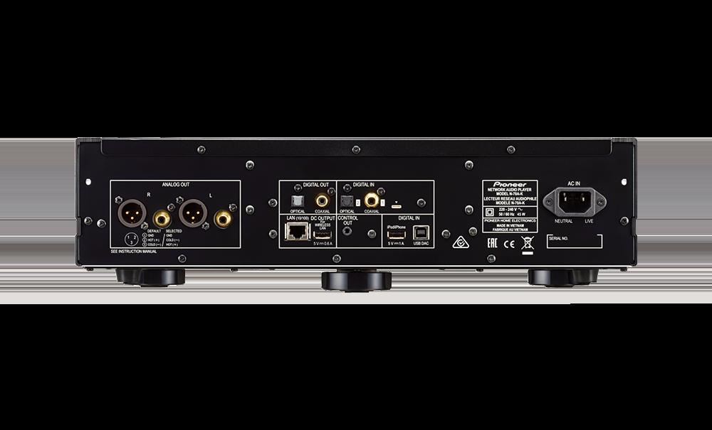 Pioneer N-70A (6118810313)   Gebrauchtgerät   Digital